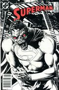 Superman (1939 1st Series) Canadian Edition 422
