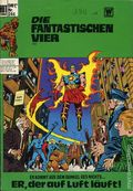 Fantastic Four (German Series 1974-1978 Die Fantastischen Vier - BSV) 120