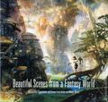 Beautiful Scenes from a Fantasy World SC (2017 Pie Books) Bilingual Edition 1-1ST