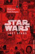 Star Wars Lost Stars GN (2018 Yen Press) 1-1ST
