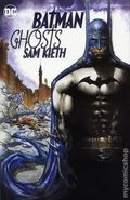 Batman Ghosts TPB (2018 DC) By Sam Kieth 1-1ST