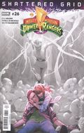 Mighty Morphin Power Rangers (2016) 26D