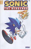 Sonic The Hedgehog (2018 IDW) 1D