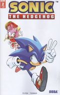 Sonic The Hedgehog (2018 IDW) 2C