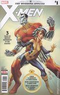 X-Men Wedding Special (2018) 1A