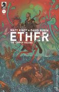 Ether Copper Golems (2018 Dark Horse) 1A