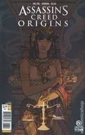 Assassin's Creed Origins (2017 Titan Comics) 3B