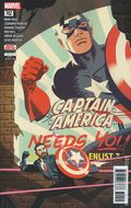 Captain America (2017 8th Series) 702A