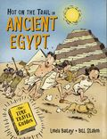 Hot on the Trail in Ancient Egypt GN (2018 Kids Can Press) 1-1ST