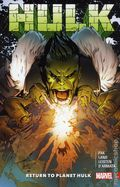 Hulk Return to Planet Hulk TPB (2018 Marvel) 1-1ST