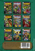 Marvel Masterworks Deluxe Library Edition Variant HC (1987-Present Marvel) 1st Edition 260-1ST