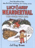 Lucy and Andy Neanderthal HC (2016- Crown Books) 2-1ST