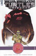 Teenage Mutant Ninja Turtles Universe (2016 IDW) 22B