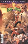 Mighty Morphin Power Rangers (2016 Boom) 27A