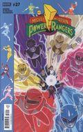 Mighty Morphin Power Rangers (2016 Boom) 27B