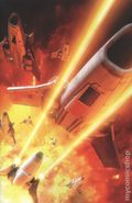 Battlestar Galactica vs. Battlestar Galactica (2018 Dynamite) 5G