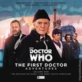 Doctor Who The First Doctor Adventures CD Audio Book (2018 Big Finish) CDV1