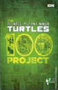 Teenage Mutant Ninja Turtles 100 Project HC (2017 IDW/Hero Initiative) 1-1ST