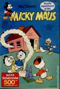 Mickey Mouse (1951 Micky Maus) German Series 1968, #44