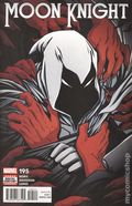 Moon Knight (2017 7th Series) 195A