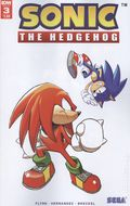Sonic The Hedgehog (2018 IDW) 3C