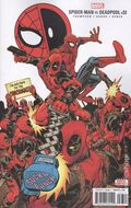 Spider-Man Deadpool (2016) 33