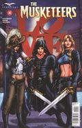 Musketeers (2018 Zenescope) 4D