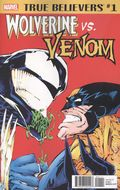 True Believers Wolverine Vs Venom (2018) 1