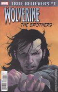 True Believers Wolverine The Brothers (2018) 1