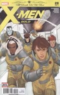 X-Men Gold (2017) 28