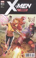 X-Men Red (2018) 3E