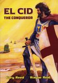 El Cid The Conqueror GN (2018 Caliber) 1-1ST