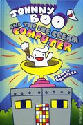 Johnny Boo and the Ice Cream Computer HC (2018 Top Shelf) 1-1ST