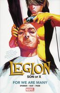 Legion Son of X TPB (2018 Marvel) 4-1ST