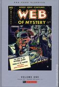 Pre-Code Classics: Web of Mystery HC (2018 PS Artbooks) 1-1ST
