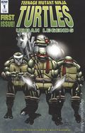 Teenage Mutant Ninja Turtles Urban Legends (2018 IDW) 1A