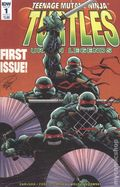 Teenage Mutant Ninja Turtles Urban Legends (2018 IDW) 1B