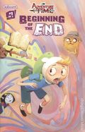 Adventure Time Beginning of the End (2018 Boom) 1