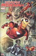 Invincible Iron Man (2017 4th Series) 600A