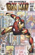 Invincible Iron Man (2017 4th Series) 600B