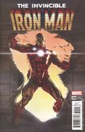 Invincible Iron Man (2017 4th Series) 600C