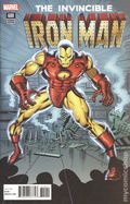 Invincible Iron Man (2017 4th Series) 600E