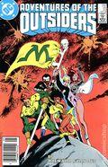 Batman and the Outsiders (1983) Mark Jewelers 33MJ