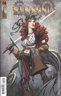 Legenderry Red Sonja (2018 Dynamite) 4A