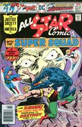 All Star Comics (1940-1978) Mark Jewelers 62MJ