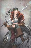 Legenderry Red Sonja (2018 Dynamite) 4C