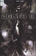 Delta 13 (2018 IDW) 1A
