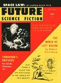 Future Science Fiction (1952-1960 Columbia Publications) Pulp 45