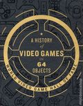 A History of Video Games in 64 Objects HC (2018 Dey Street Books) 1-1ST