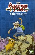 Adventure Time 100 Project SC (2018 Kaboom) 1-1ST